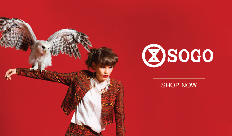 SOGO Official Online Store on Mapemall com